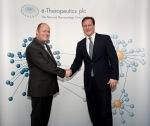 Prime Minister opens e-Therapeutics drug discovery centre